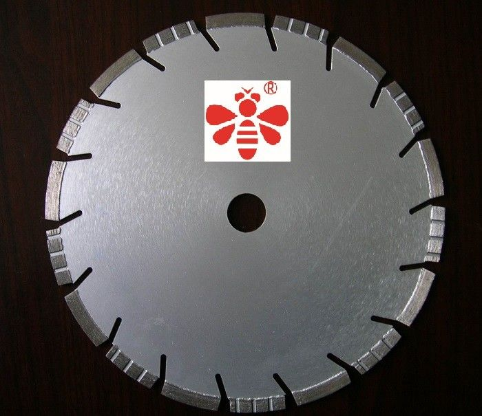 Asphalt  Concrete Diamond Cutting Blade  ,  Circular Saw 14 Inch Concrete Blade